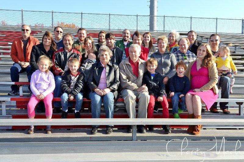 parkerfamily2012